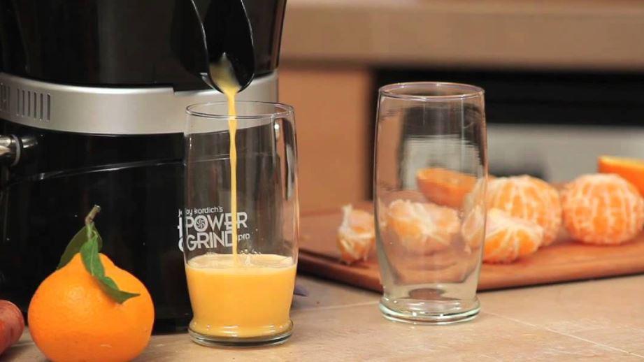jugo mandarina natural
