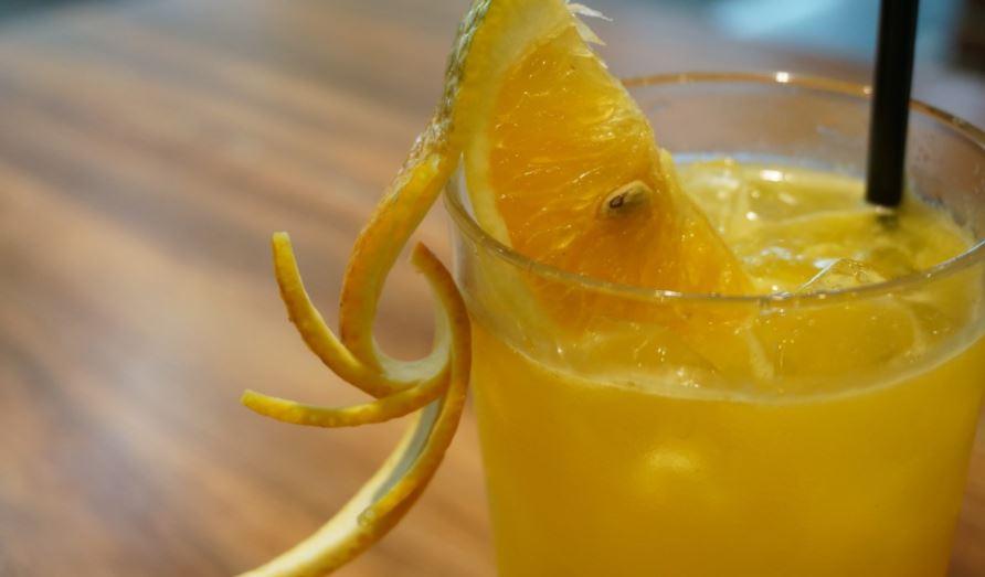 Zumos con vitamina C