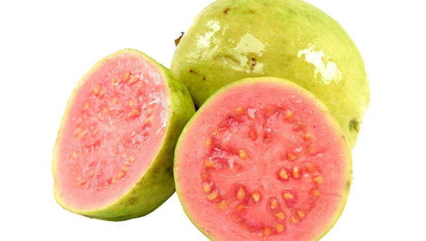 Batido de guayaba y manzana