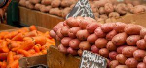 Patata y zanahoria
