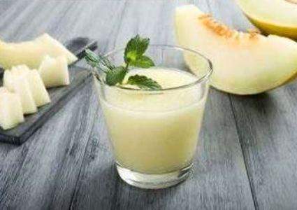 receta smoothie melón