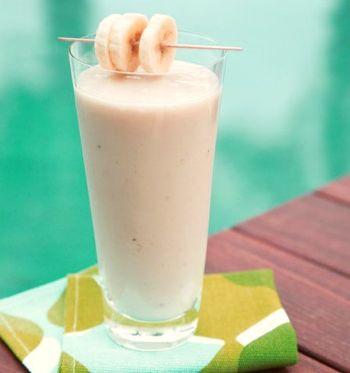 smoothie de plátano